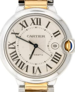 Cartier Ballon Bleu 42 mm in Stainless Steel