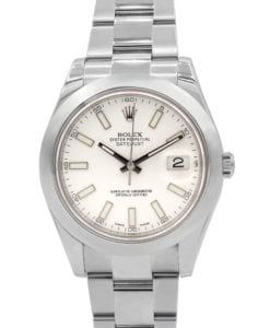 Rolex Oyster Perpetual DateJust II 41 mm in Stainless Steel