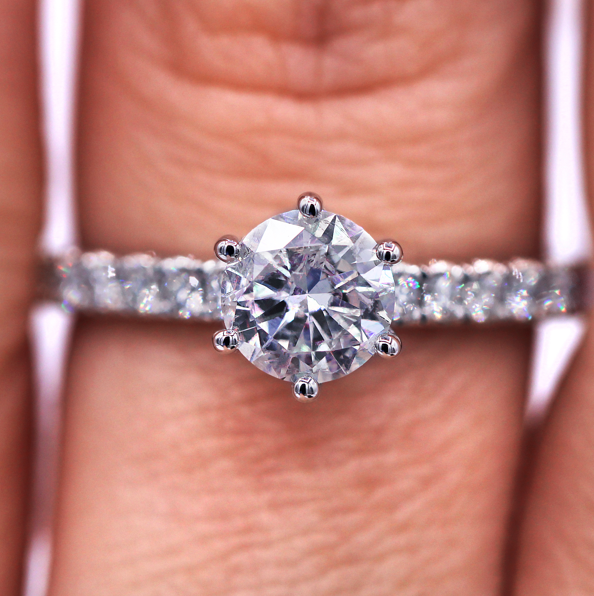 co cf round oliver platinum in type jewellery ring solitaire rings products tiffany engagement vendor diamond